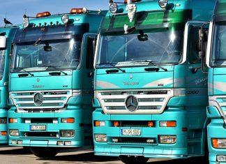 ciężarówki tir