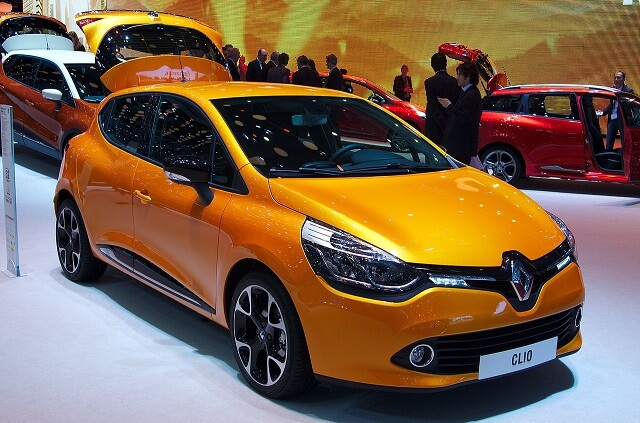 Renault Clio RS 2018